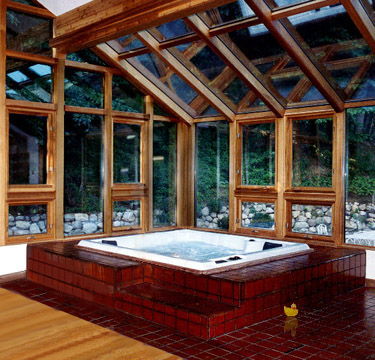 1000 Images About Hot Tub Room On Pinterest Sunrooms